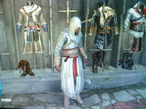 Never gonna get the Altaïr costume.